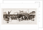 A Public Execution At Coomassie, The Ashantee War 1873. Anglo-ashanti Wars Between The Ashanti Empire by Anonymous