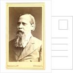 Mikhail Evgrafovich Saltykov-Shchedrin by Anonymous