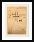 The Little Lagoon by James McNeill Whistler