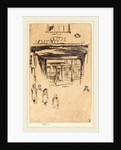 Drury Lane by James McNeill Whistler