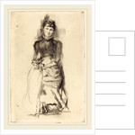 Agnes by James McNeill Whistler