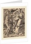Hercules Killing Cacus, 1554 by Dirck Volckertz Coornhert