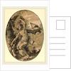 Persephone by Hendrik Goltzius