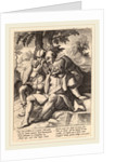 The Wisdom of Fools, c. 1592 by Workshop of Hendrik Goltzius