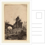 The Ruins of the Colosseum by Bartholomeus Breenbergh