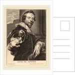 Adam de Coster by Pieter de Jode II