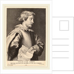 Lucas van Uden by Lucas Emil Vorsterman