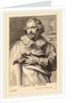 Karel de Mallery by Lucas Emil Vorsterman