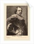Petrus Stevens by Lucas Emil Vorsterman