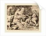 The Animals Present Their Charges Against Reynard by Allart van Everdingen