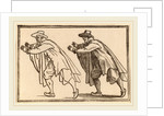 Man Moving Abruptly, 1621 by Edouard Eckman