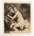 Diana at the Bath, c. 1631 by Rembrandt van Rijn