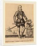 Philip II, King of Spain by Christoffel van Sichem I