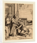 The Prodigal Son Received by His Father by Theodoor van Thulden