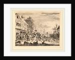 Village Festival, 1685 by Cornelis Dusart