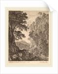 The Large Cascade by Herman van Swanevelt