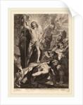 The Resurrection by Schelte Adams Bolswert