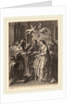 The Marriage of the Virgin by Schelte Adams Bolswert