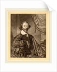 Portrait of a Seated Man, 1771 by Cornelis Ploos van Amstel and Johannes Kornlein
