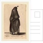 Mulier Coloniensis by Wenceslaus Hollar