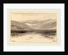 Taggia by Edward Lear