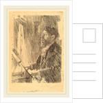 J.B. Faure by Anders Zorn