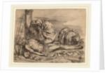 The Lamentation, before 1624 by Follower of Jusepe de Ribera