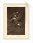 Los caprichos: Buen Viage by Francisco de Goya
