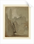 Orvieto by Elihu Vedder
