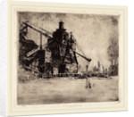 Otto Coke and Coal Hoist by Elisha Kent Kane Wetherill