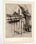 View of Venice by Mary Cassatt