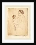 The Caress by Mary Cassatt