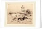 Ruins of a Mosque, Tlemciem, Algeria by Samuel Colman