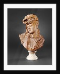 Bust of a Woman, 1875 by Auguste Rodin