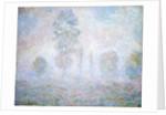 Morning Haze, 1888 by Claude Monet