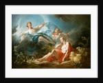 Diana and Endymion by Jean-Honoré Fragonard