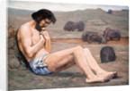 The Prodigal Son, probably c. 1879 by Pierre Puvis de Chavannes
