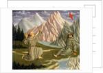 Saint Francis Receiving the Stigmata by Domenico Veneziano