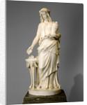A Vestal, 1770 by Clodion