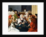 The Card Players, probably c. 1550-1599 by Anonymous