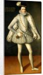 Prince Hercule-François, Duc d'Alençon, 1572 by Anonymous