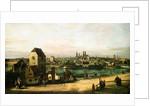 View of Munich, c. 1761 by Bernardo Bellotto and Workshop