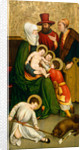 Saint Mary Cleophas and Her Family, German-1528 by Bernhard Strigel