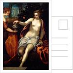 Susanna by Jacopo Tintoretto