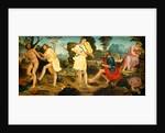 Apollo and Marsyas by Michelangelo Anselmi