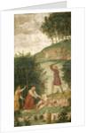 Cephalus Punished at the Hunt by Bernardino Luini