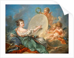 Allegory of Painting, 1765 by François Boucher