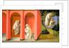 Saint Benedict Orders Saint Maurus to the Rescue of Saint Placidus by Fra Filippo Lippi