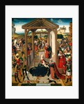 The Adoration of the Magi, fourth quarter 15th century by Anonymous