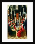 Christ among the Doctors by Master of the Catholic Kings